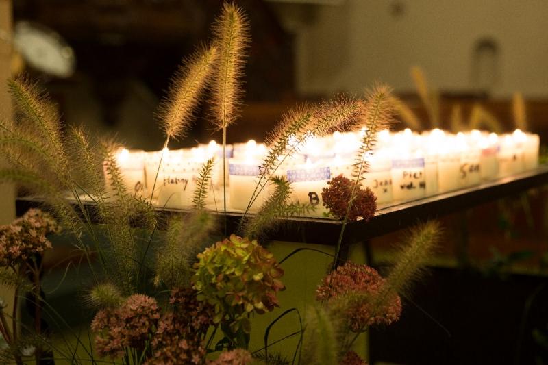 Veel belangstelling herdenkingsbijeenkomst Fiore Uitvaartzorg in Sint Hubert