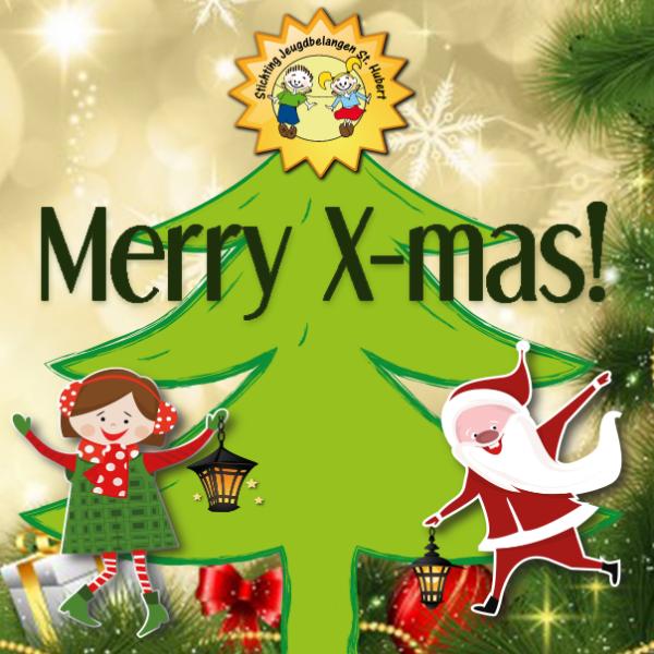 Fijne feestdagen en noteer alvast 12 januari in uw agenda
