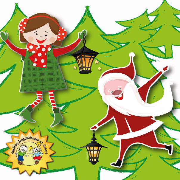 Kerstboomverbranding & Lampionnenoptocht