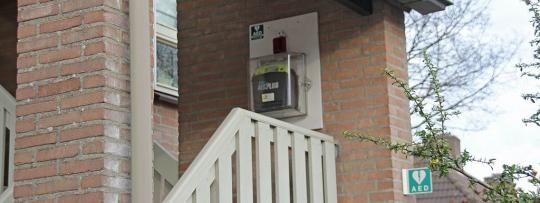 Financiële middelen gezocht voor behoud AED in Sint Hubert