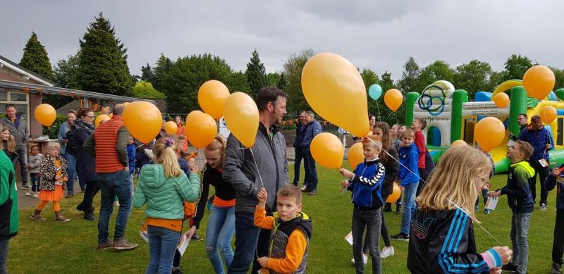 Prijswinnaars ballonnenwedstrijd bekend