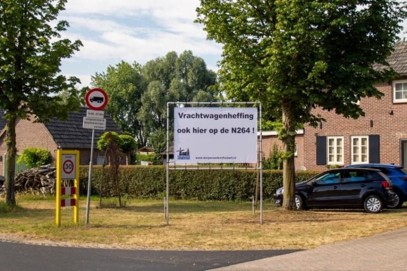 Vrachtwagenheffing Sint Hubert: veelgestelde vragen