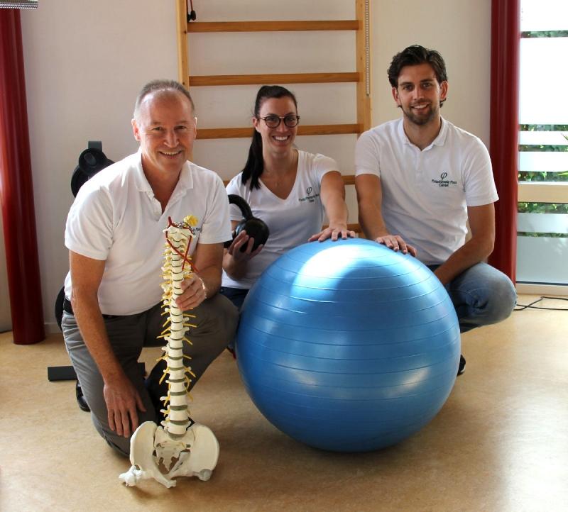 10 jaar fysiotherapie aan de Korenbloemstraat te Sint Hubert