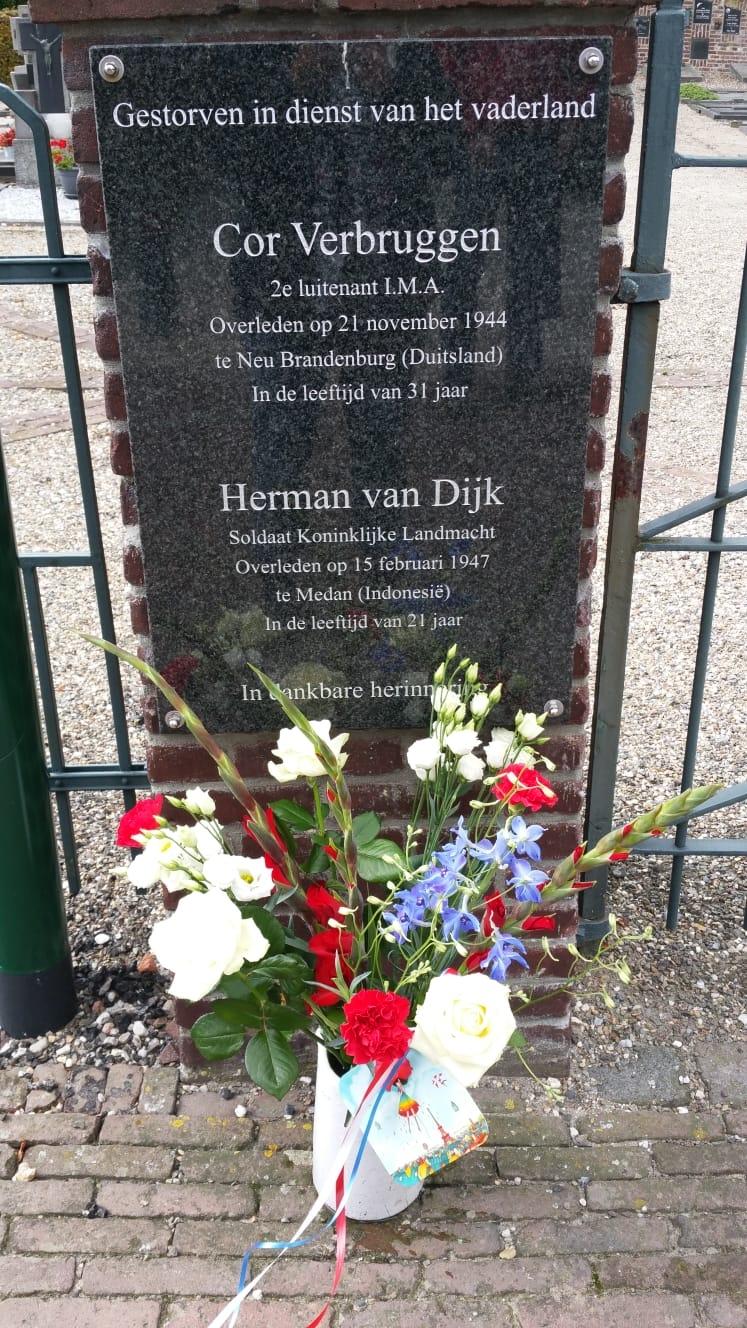 75 jaar bevrijding Sint Hubert