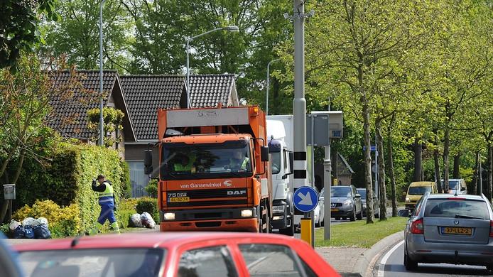 N264 Sint Hubert: De weg moet weg !