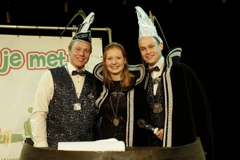 Sint Hubertse Janne Cornelissen, prinses bij Het Paddenriek in Wanroy!