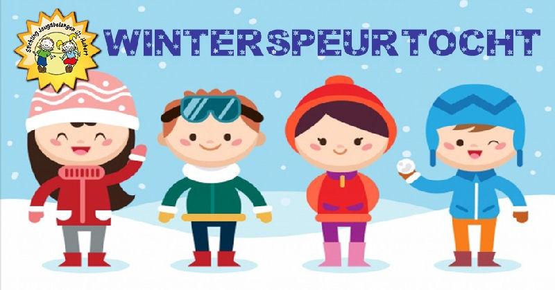 Winterspeurtocht a.s. zaterdag 11 januari
