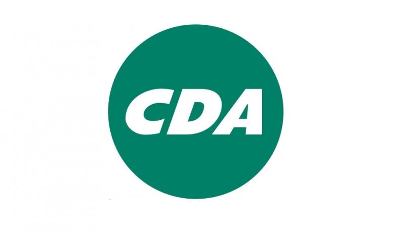 Inloop spreekuur CDA over herindeling