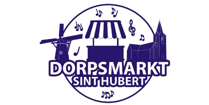 Speciale speelgoedmarkt tijdens Dorpsmarkt Sint Hubert
