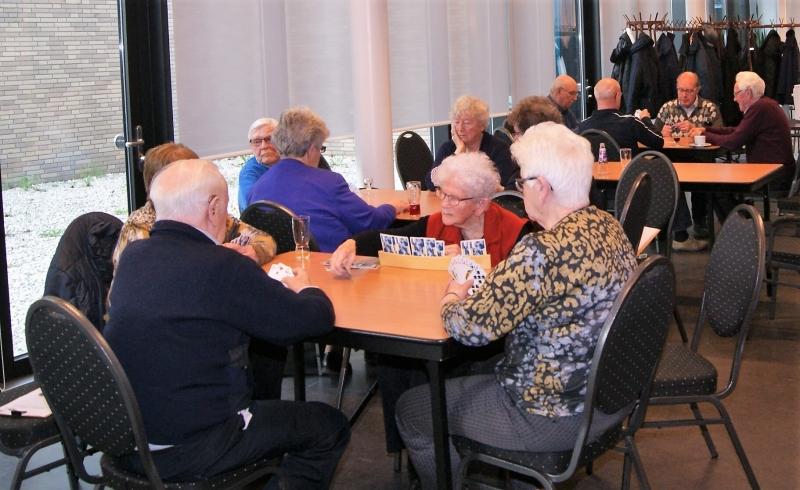 Gemeentelijke kaartmiddag SWOM op 25 maart in de Jachthoorn Sint Hubert