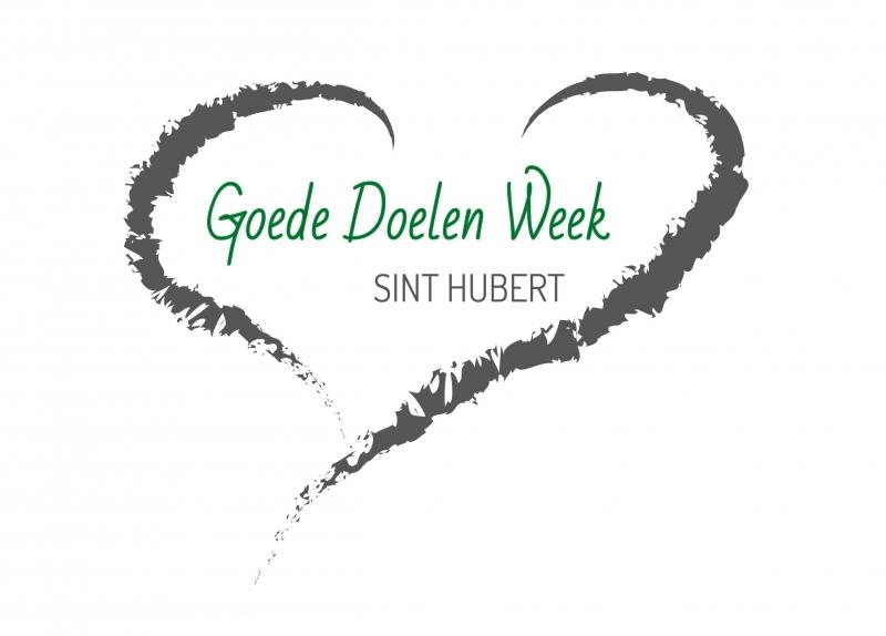 Goede Doelen Week in Sint Hubert. Hulp gezocht