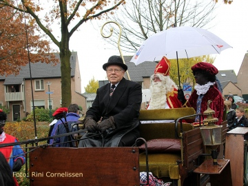 Sinterklaasintocht Sint Hubert: zondag 17 november