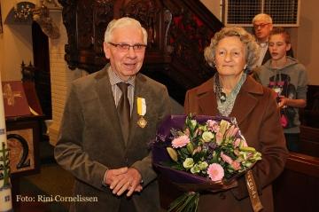 Pauselijke onderscheiding voor Piet Althuizen
