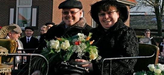 Vierde aanwijzing boerenbruidspaar 2013!